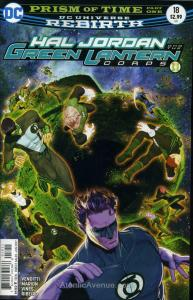 Hal Jordan And the Green Lantern Corps #18 VF/NM; DC | save on shipping - detail