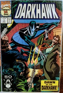 Darkhawk #1 (1991) 1ST - ORIGIN - MOVIE! EPIC PRICE!