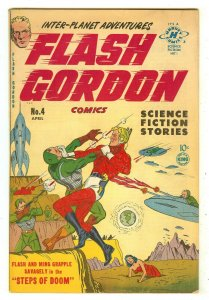 Flash Gordon 4   Alex Raymond   1951