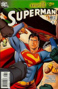 Superman (2nd Series) #683A VF/NM; DC   save on shipping - details inside