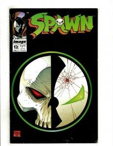 12 Spawn Image Comics # 12 14 15 16 17 18 19 20 21 22 23 24 Todd McFarlane J507