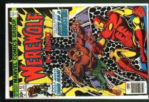 Werewolf by Night #42 (1977)