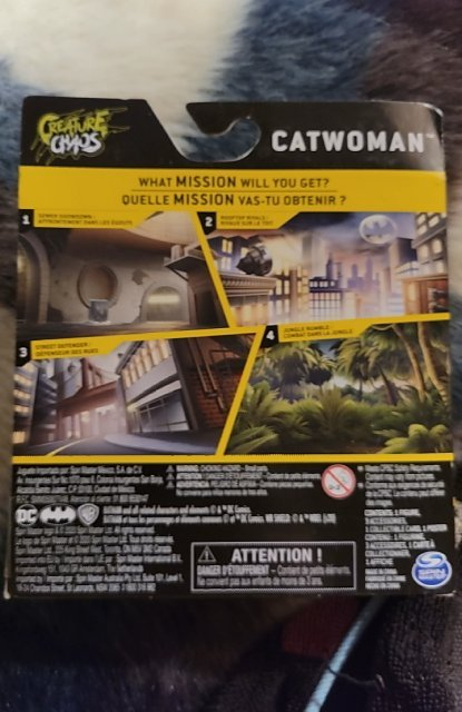 catwoman toy