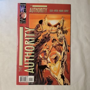 Authority 7 Very Fine+ Cover by Bryan Hitch