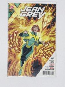 Jean Grey #1 (2017)