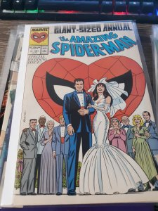 Amazing Spider-man Annual 21