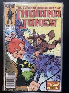 The Further Adventures of Indiana Jones #31 (1985)