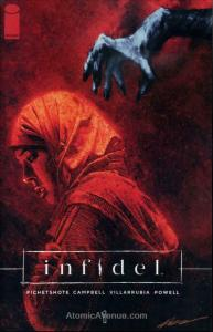 Infidel #1A VF; Image | save on shipping - details inside