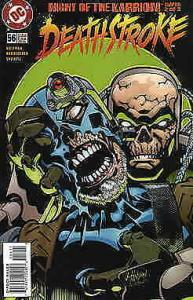Deathstroke the Terminator #56 VF; DC | save on shipping - details inside