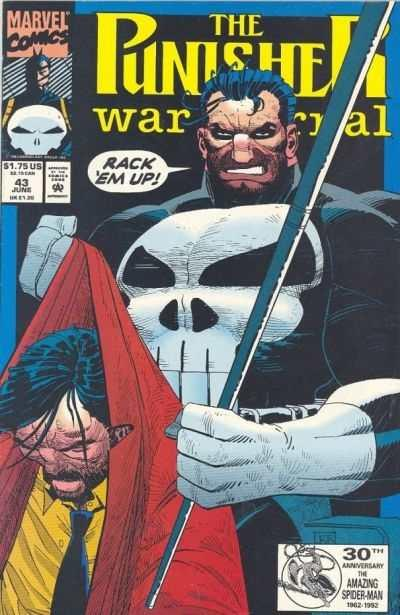 Punisher War Journal (1988 series) #43, NM (Stock photo)