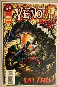 Venom sinner takes all ! #2 6.0 FN (1995)