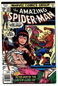 AMAZING SPIDER-MAN #178-Green Goblin issue-Comic Book Marvel