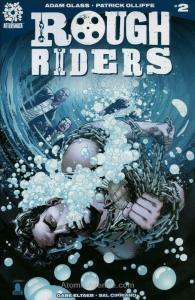 Rough Riders #2 VF/NM; AfterShock | save on shipping - details inside