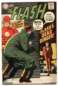 The Flash #183 1968- DC silver age comics VG/F