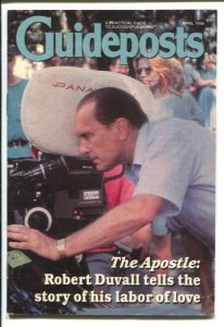 Guideposts 4/1998-Robert Duvall in The Apostle-VG