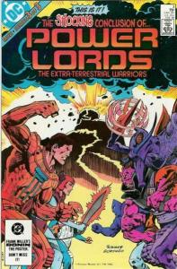 Power Lords #3, VF- (Stock photo)