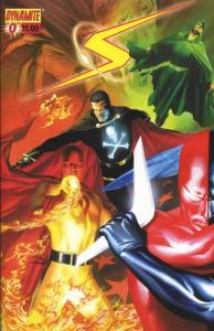 Project Superpowers #0A VF/NM; Dynamite | save on shipping - details inside