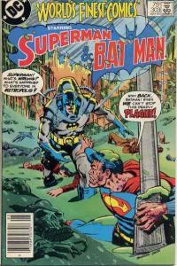 World's Finest Comics #303, VF+ (Stock photo)