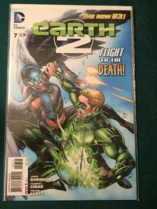 Earth 2 #7 The New 52