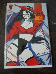 Shi Senryaku #1 Comic Book Crusade Comics
