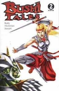 Bushi Tales #2 VF/NM; Pencil Neck | save on shipping - details inside
