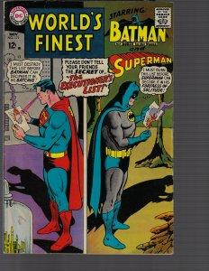 World's Finest #171 (DC, 1967) VF-