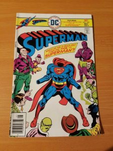 Superman #299 ~ NEAR MINT NM ~ (1976, DC Comics)