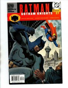 Batman Gotham Knights #27 - Superman - 2002 - (-NM)