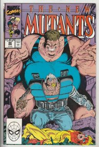 New Mutants #88 (Apr-90) VF/NM High-Grade New Mutants (Cannonball, Sunspot, W...