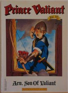 PRINCE VALIANT #30, SC, VF, 1st print, 1987, Hal Foster, Fantagraphics