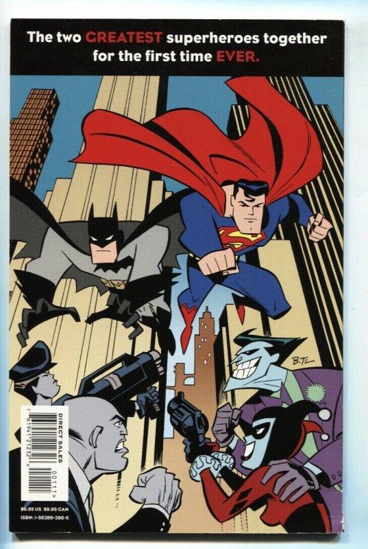 Batman and Superman Adventures: World's Finest 1997 TPB Harley Quinn