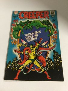 Beware The Creeper 4 Vf- Very Fine- 7.5 DC Comics Silver Age
