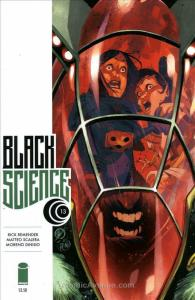 Black Science #13 VF/NM; Image | save on shipping - details inside