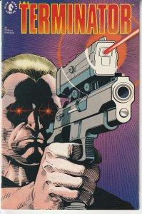 Terminator – Tempest # 3 Terminators Become Bodyguards for Cyberdyne !