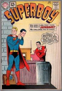 SUPERBOY #94-1962-REVENGE SQUAD-DC SILVER AGE-VF VF