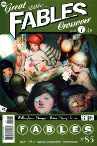 Fables #85, NM (Stock photo)