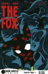 Fox, The (2nd Series) #3 VF/NM; Archie | save on shipping - details inside
