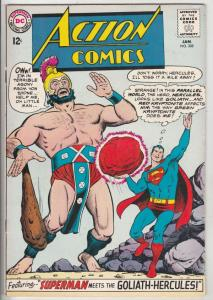 Action Comics #308 (Jan-64) VF/NM High-Grade Superman, Supergirl