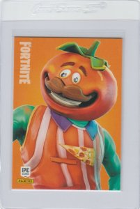 Fortnite Tomatohead 247 Epic Outfit Panini 2019 trading card series 1