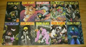 Gun Fury #1-10 VF/NM complete series - barry blair - dave cooper - aircel set