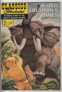 Classics Comics #97 (Jul-52) FN Mid-Grade