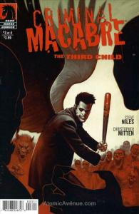 Criminal Macabre: The Third Child #3 FN; Dark Horse | save on shipping - details