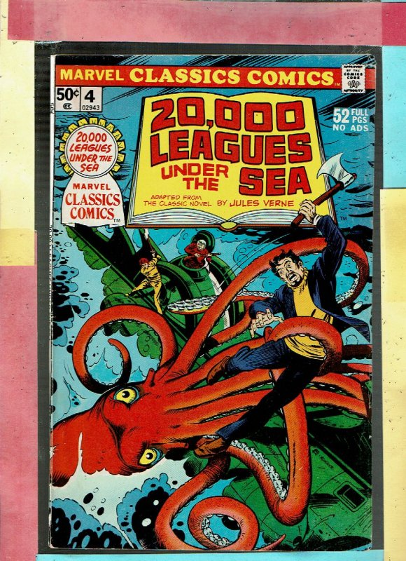 20,000 LEAGUES UNDER THE SEA 4