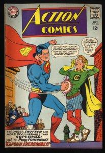 Action Comics #354 VG+ 4.5 DC Superman