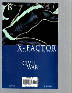 12 Comics X-Factor 8 9 Thunderbolts 103-105 Wolverine 42-47 Death's Head 2 EK17