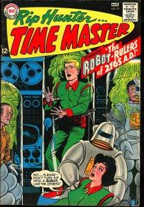Rip Hunter ... Time Master #27 (1965)
