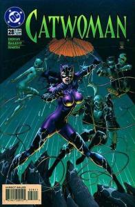 Catwoman (1993 series) #28, NM + (Stock photo)