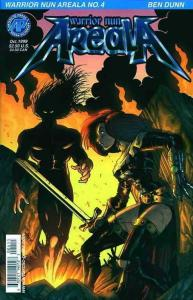 Warrior Nun Areala (Vol. 3) #4 VF/NM; Antarctic   save on shipping - details ins