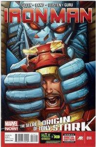 Iron Man #14 (2013 v5) Greg Land NM