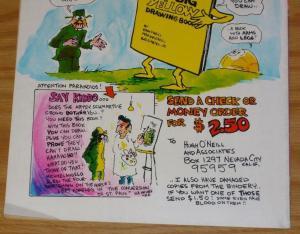 Dan O'Neill's Comics and Stories vol. 2 #1 FN (1st) print - underground comix